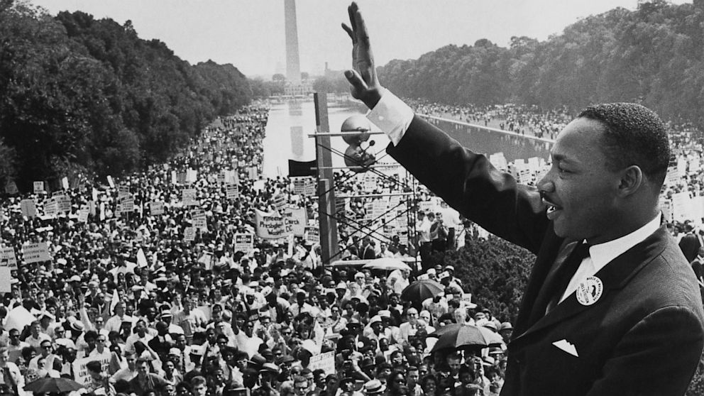 "Martin Luther King - ""I have a Dream"" Speech"