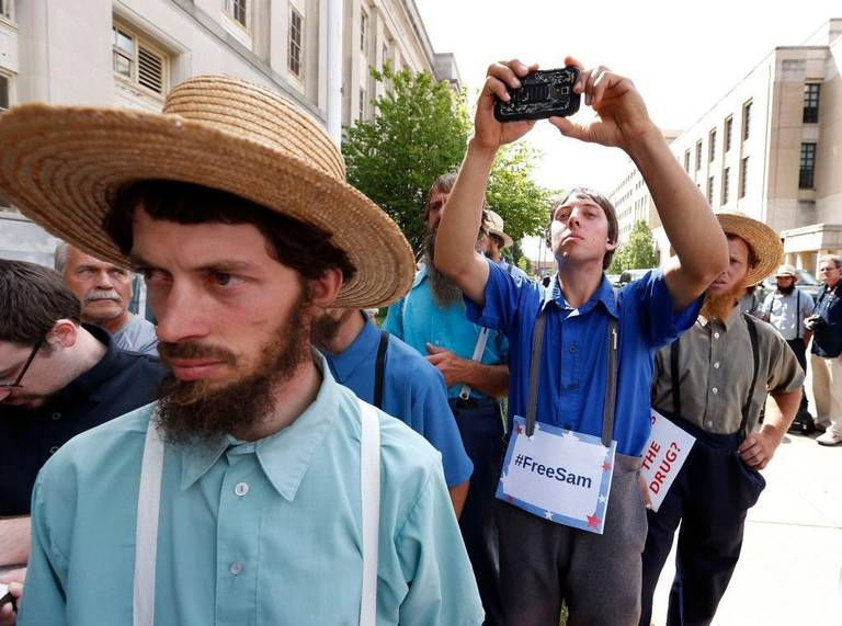 Amish farmer sold herbal health products. He's going to prison for 6 years.