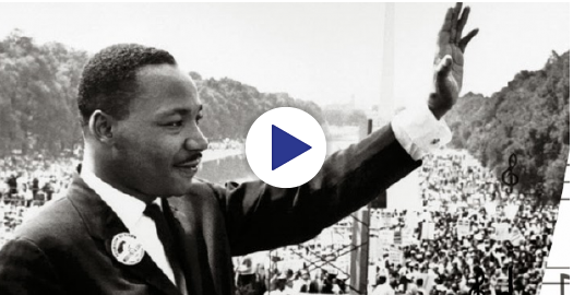 """Martin Luther King - """"I have a Dream"""" Speech"""