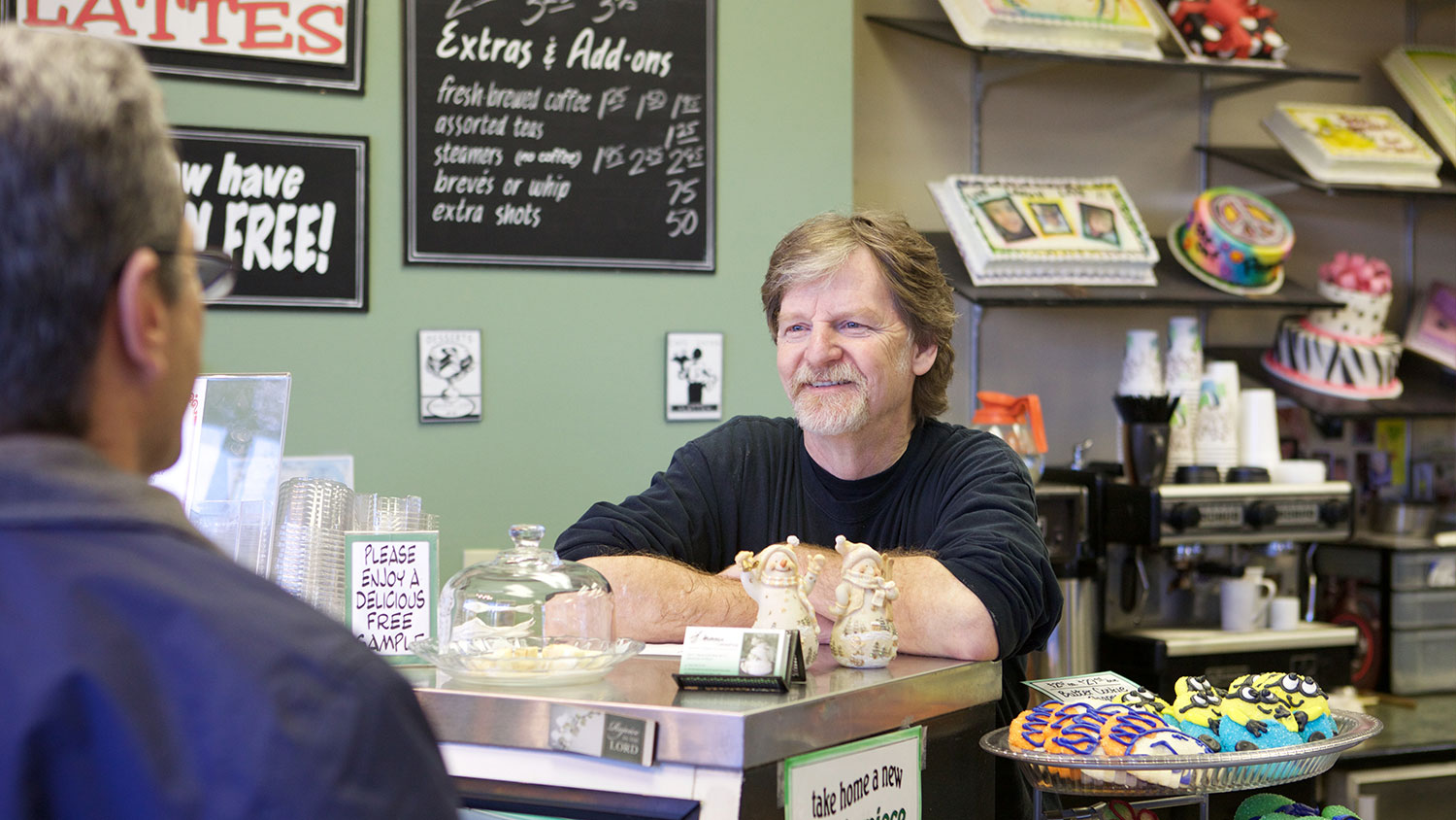 Masterpiece Cakeshop Is Fighting for the First Amendment, Not Against Gay Marriage