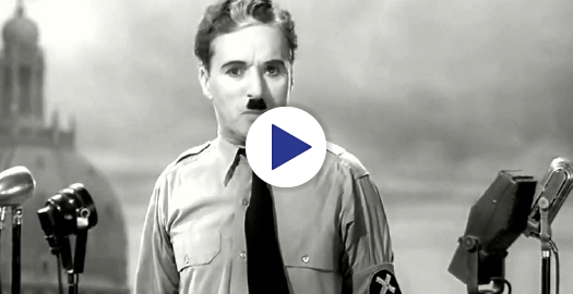 Charlie Chaplin - A Message For All Of Humanity